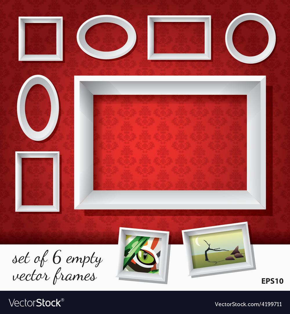 Frames vector | Price: 1 Credit (USD $1)