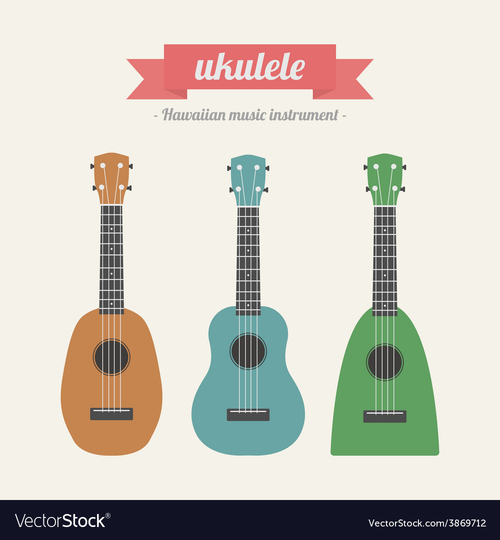 55ukuelele vector | Price: 1 Credit (USD $1)