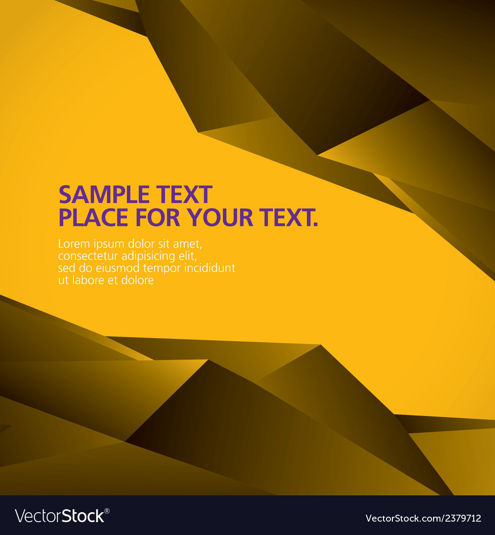 Abstract modern geometric background vector   Price: 1 Credit (USD $1)
