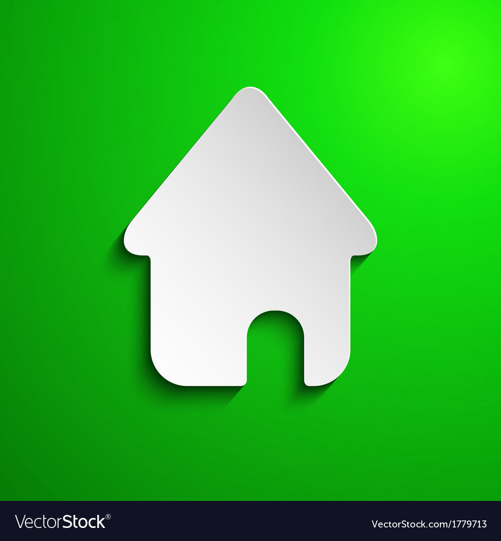 Home icon eps10 vector | Price: 1 Credit (USD $1)