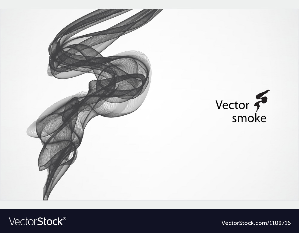 Smoke background vector | Price: 1 Credit (USD $1)