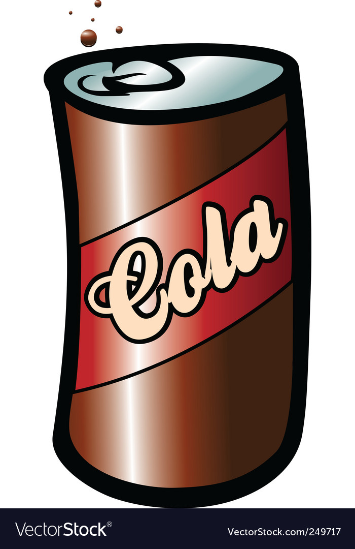 Cola soda vector | Price: 1 Credit (USD $1)