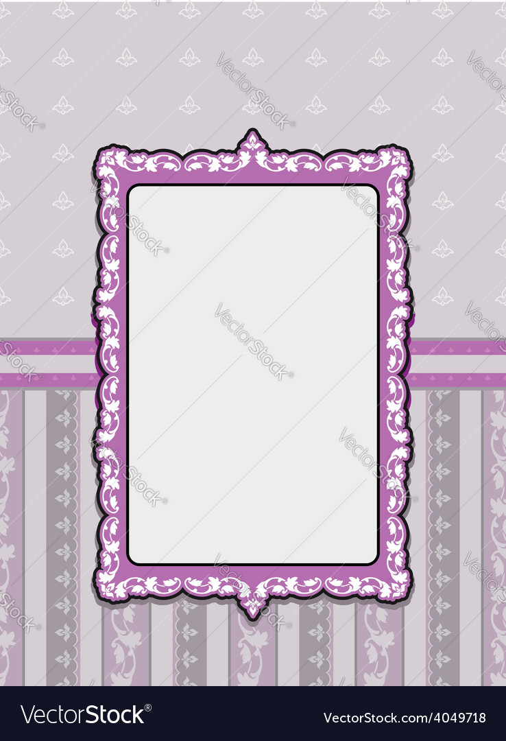 Vintage card design with tag scrap template vector   Price: 1 Credit (USD $1)