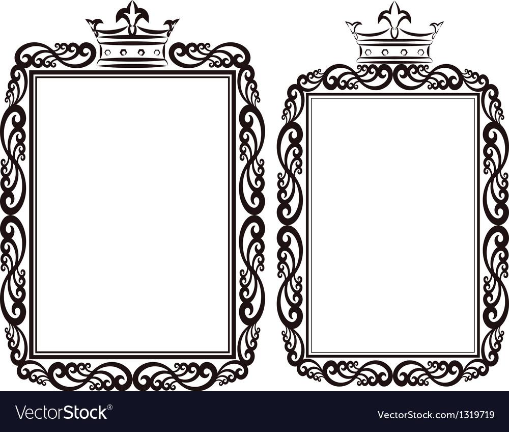 Royal borde vector | Price: 1 Credit (USD $1)