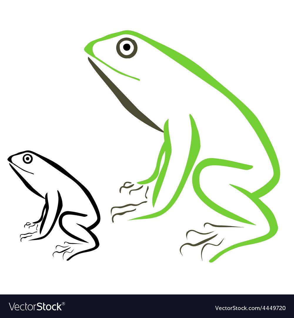 Frog 1 vector   Price: 1 Credit (USD $1)