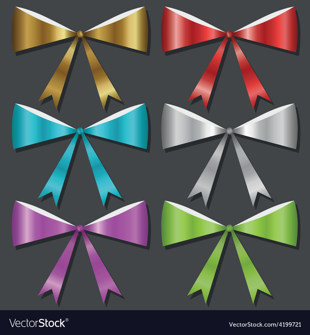 Bow collection vector   Price: 1 Credit (USD $1)