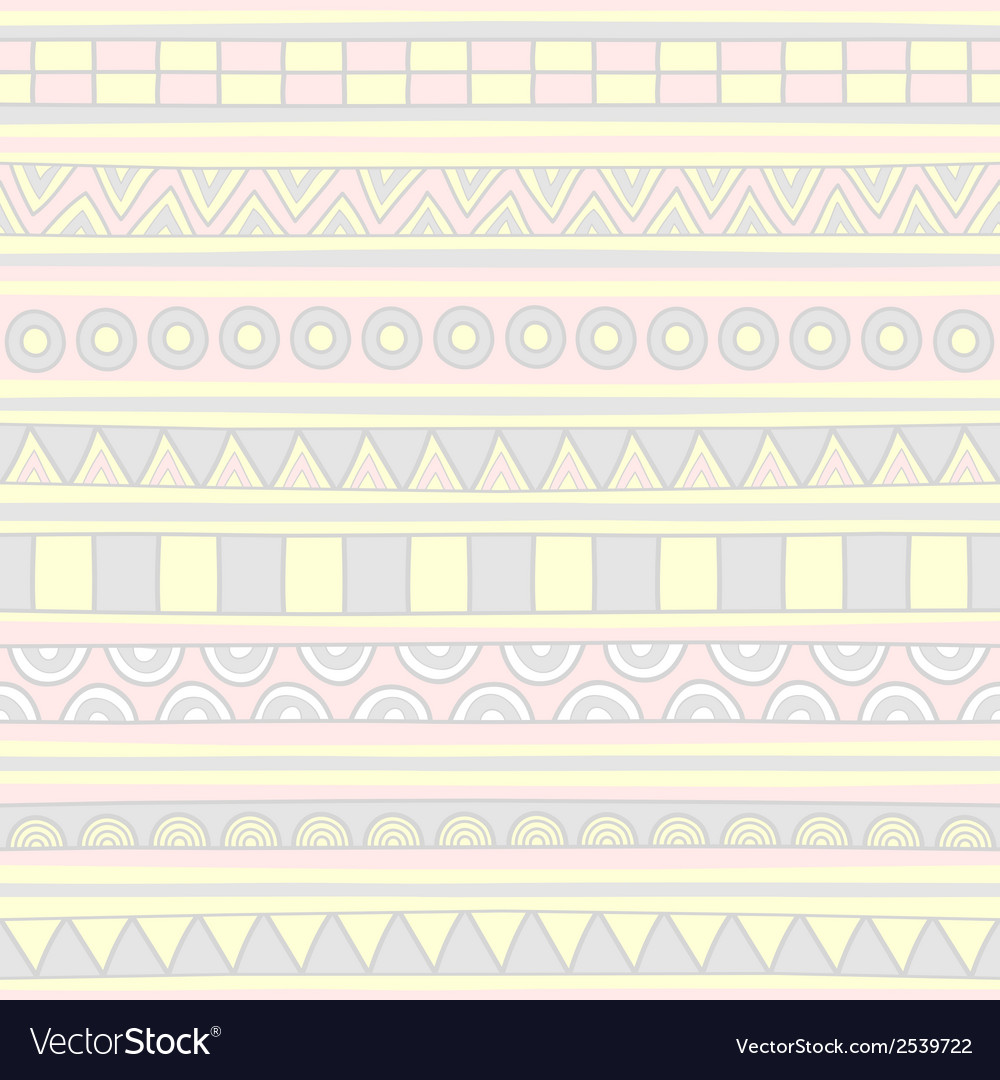 Hand drawn seamless background7 vector | Price: 1 Credit (USD $1)