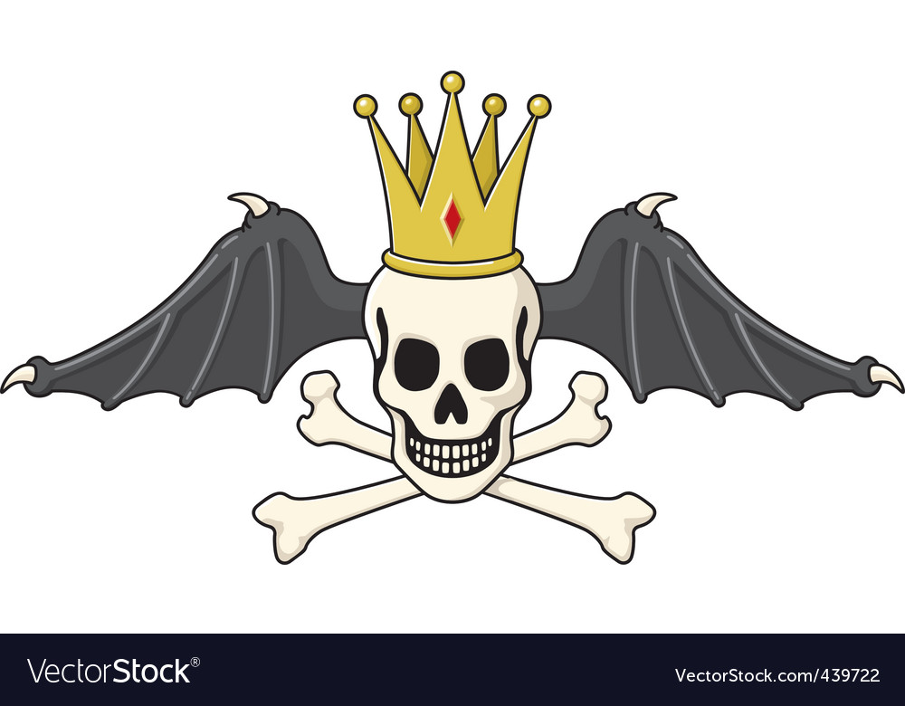 King of death vector | Price: 1 Credit (USD $1)