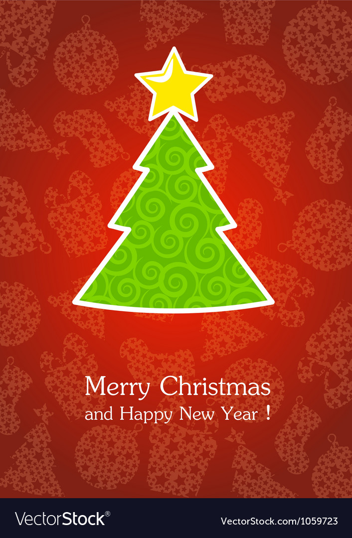 Christmas and new year 5 vector | Price: 1 Credit (USD $1)