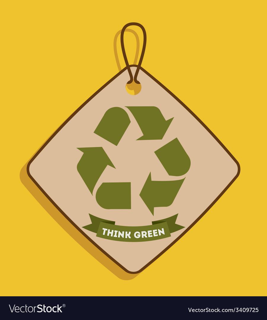 Eco design vector | Price: 1 Credit (USD $1)