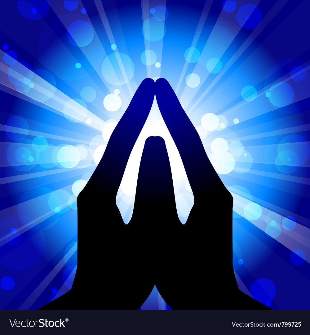 Prayer vector | Price: 1 Credit (USD $1)