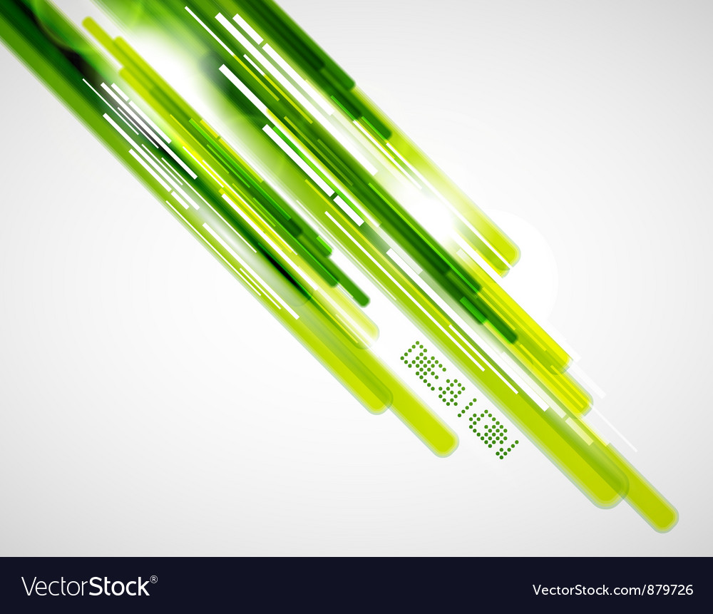 Green straight lines background vector | Price: 1 Credit (USD $1)