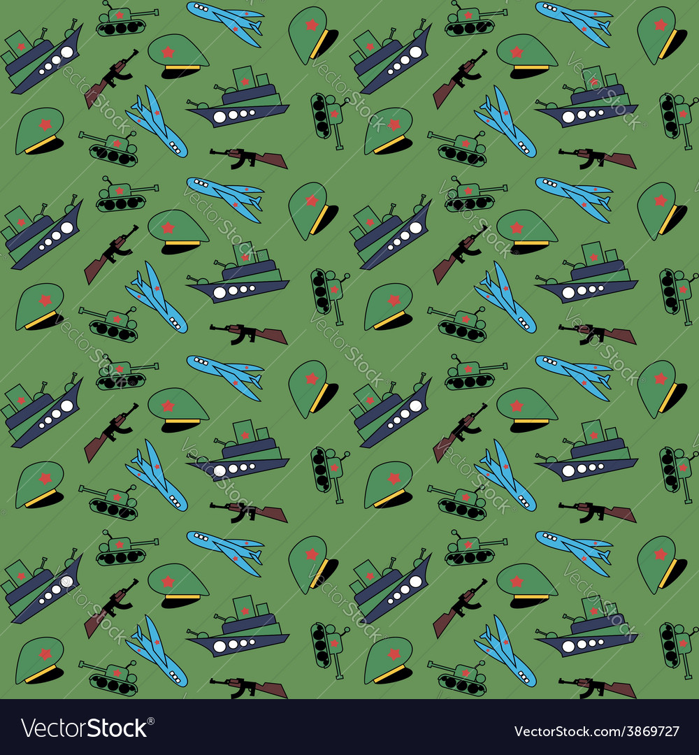 February 23 military background vector | Price: 1 Credit (USD $1)