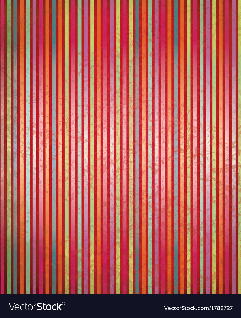 Red striped vector | Price: 1 Credit (USD $1)