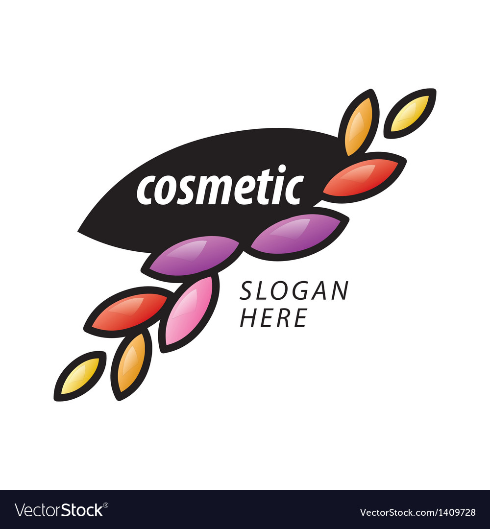 Logo of the petals for cosmetics vector | Price: 1 Credit (USD $1)