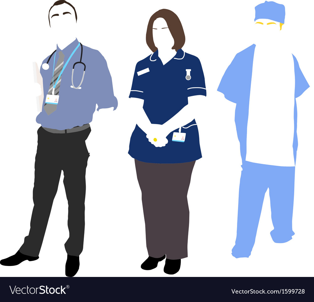 Uk hospital vector | Price: 1 Credit (USD $1)