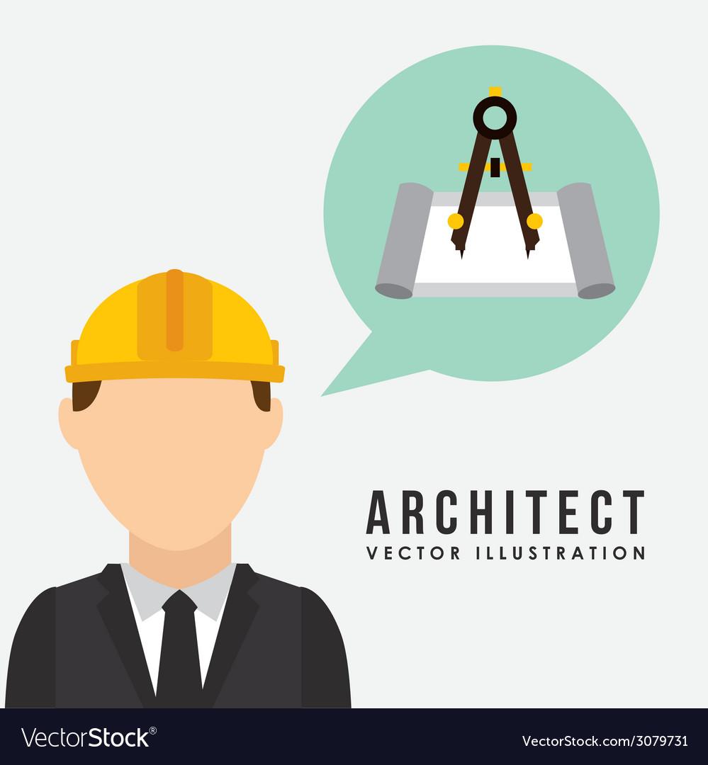 Architecht design vector | Price: 1 Credit (USD $1)