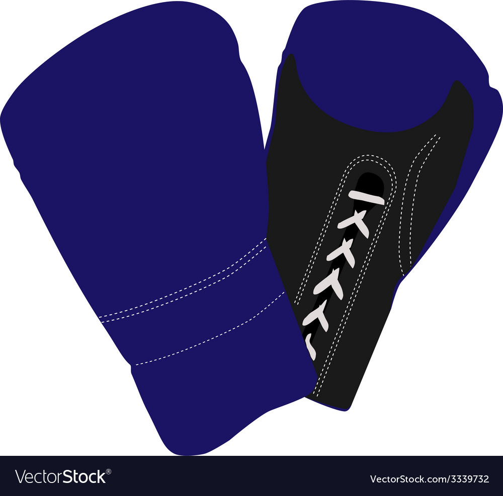 Boxiing gloves vector | Price: 1 Credit (USD $1)