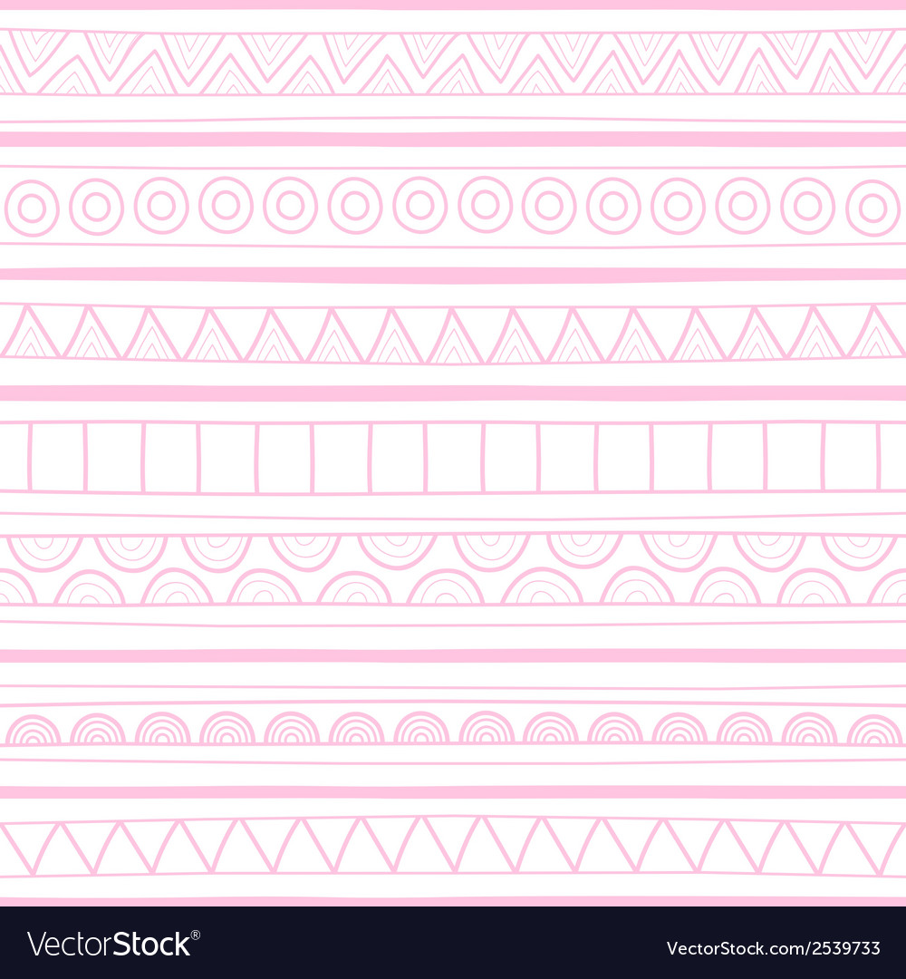 Hand drawn seamless background8 vector | Price: 1 Credit (USD $1)