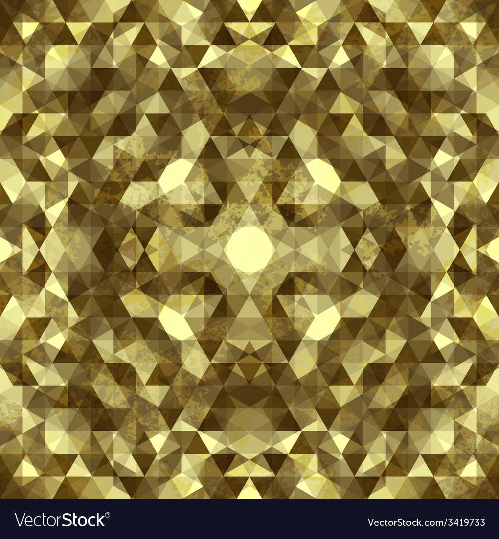 Triangular mosaic colorful background vector   Price: 1 Credit (USD $1)