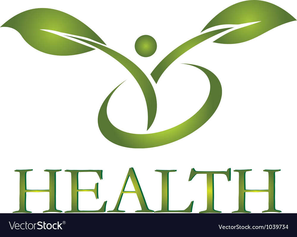 Healthy life logo vector | Price: 1 Credit (USD $1)