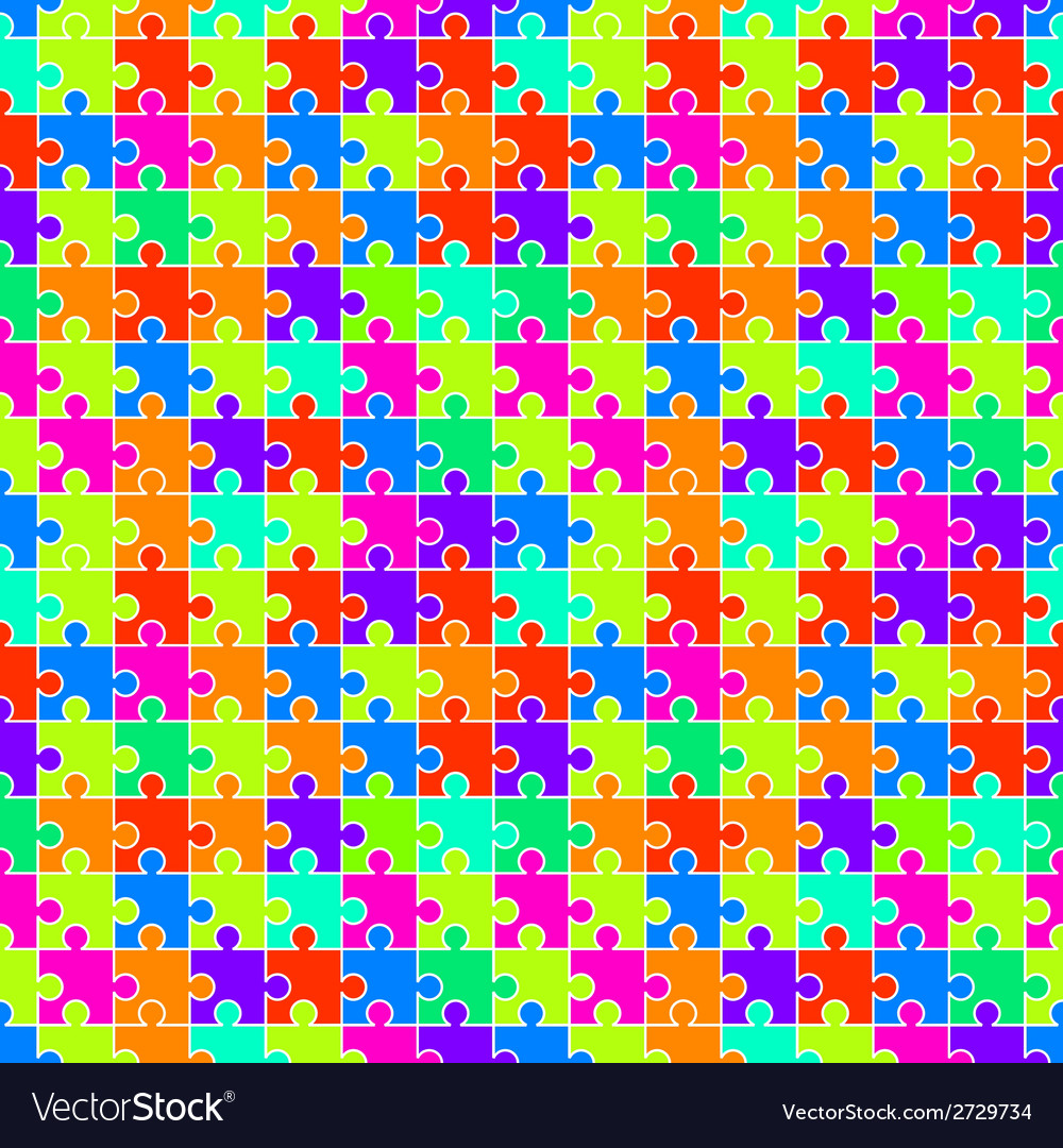 Various sizes puzzle vector | Price: 1 Credit (USD $1)