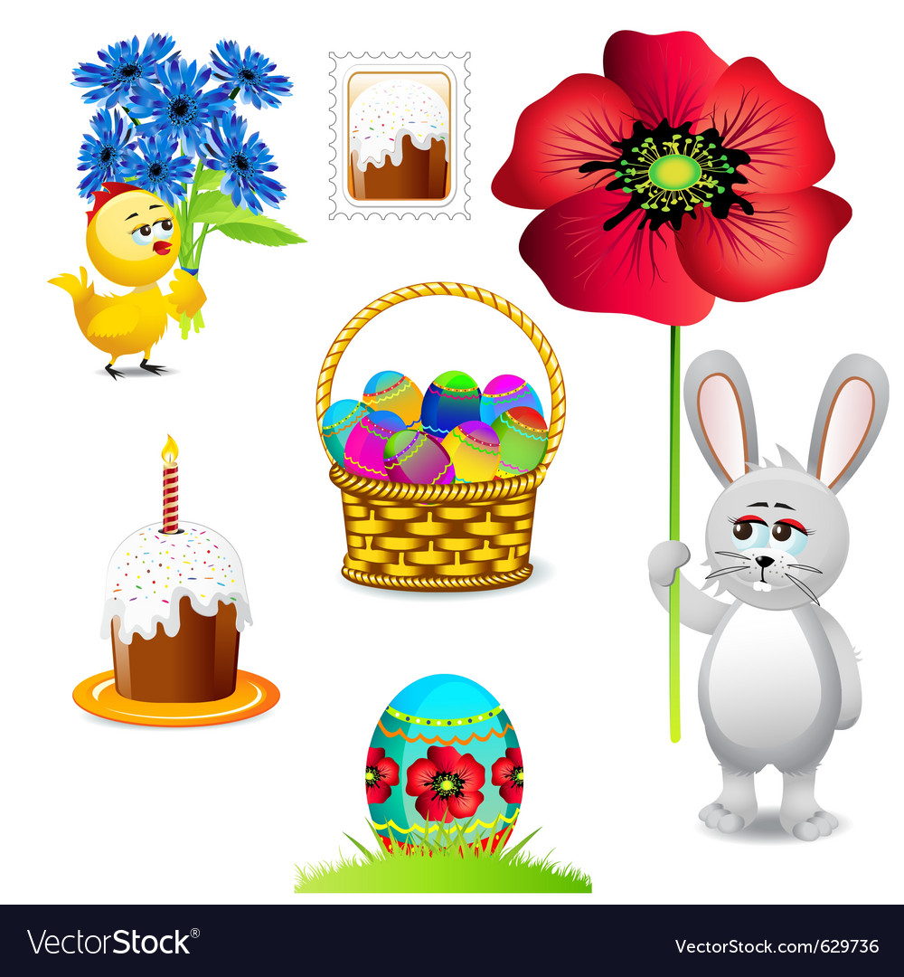 Easter collections vector | Price: 3 Credit (USD $3)