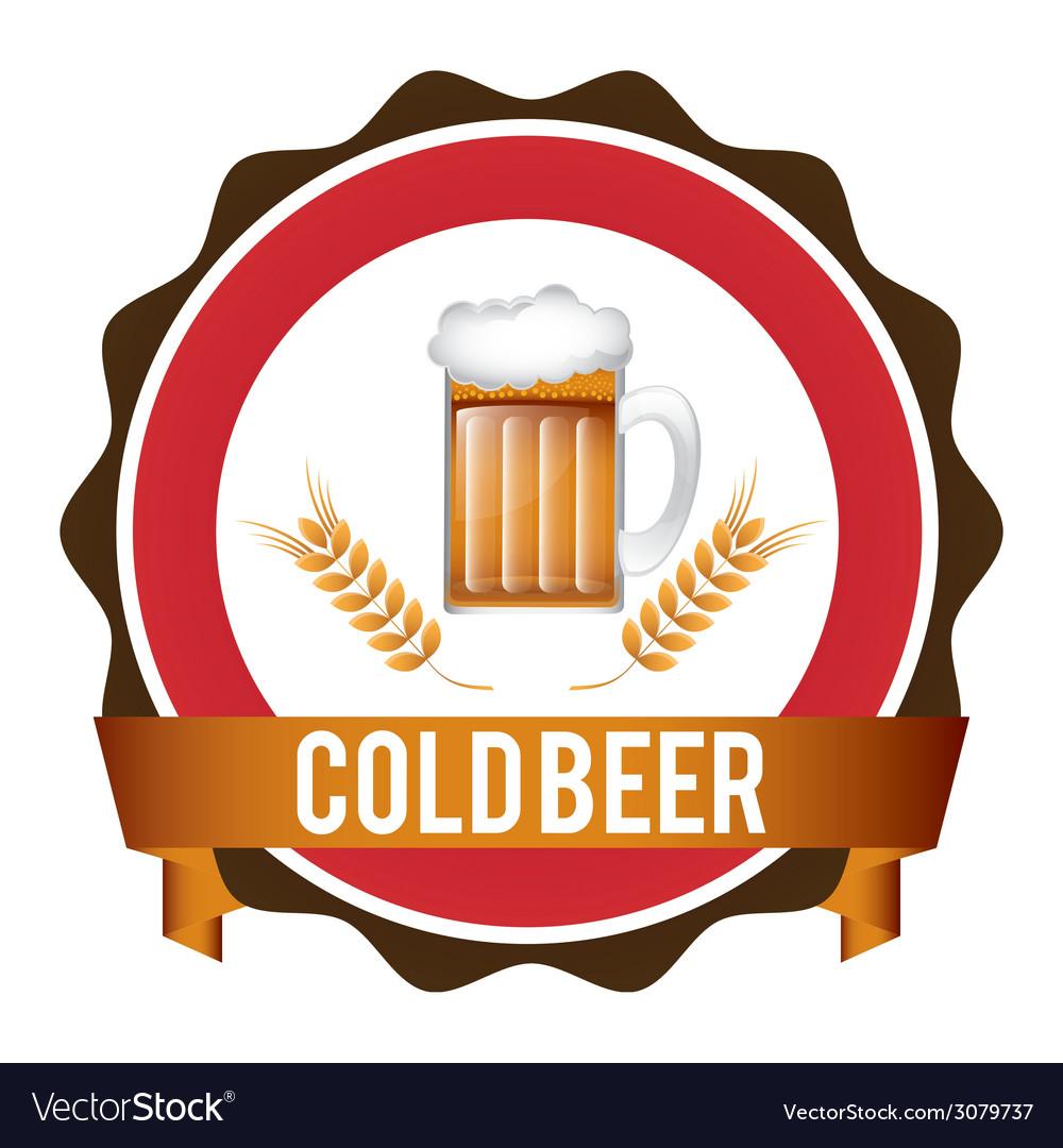 Beer design vector   Price: 1 Credit (USD $1)