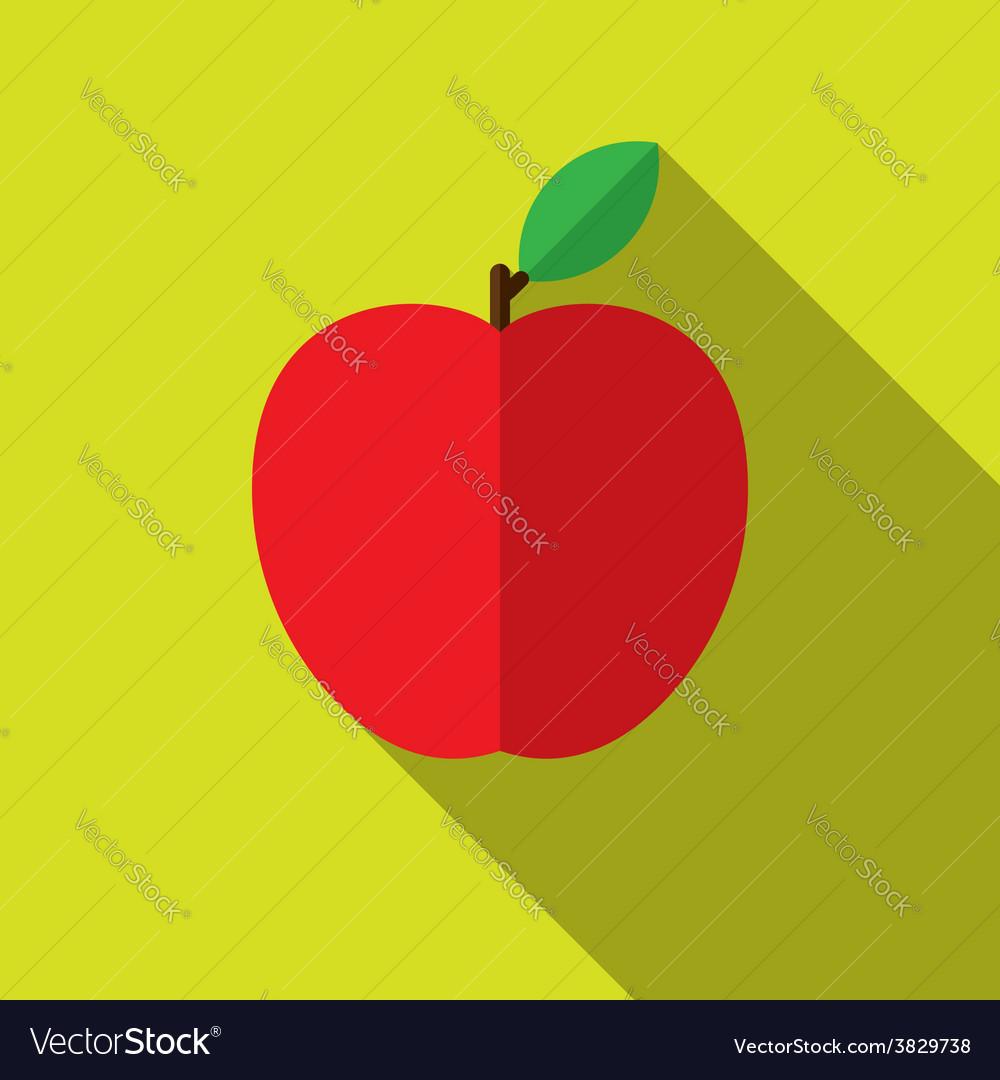 Apple icon vector | Price: 1 Credit (USD $1)