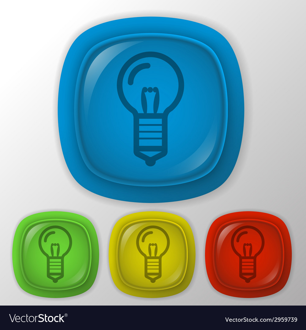 Lightbulb vector   Price: 1 Credit (USD $1)