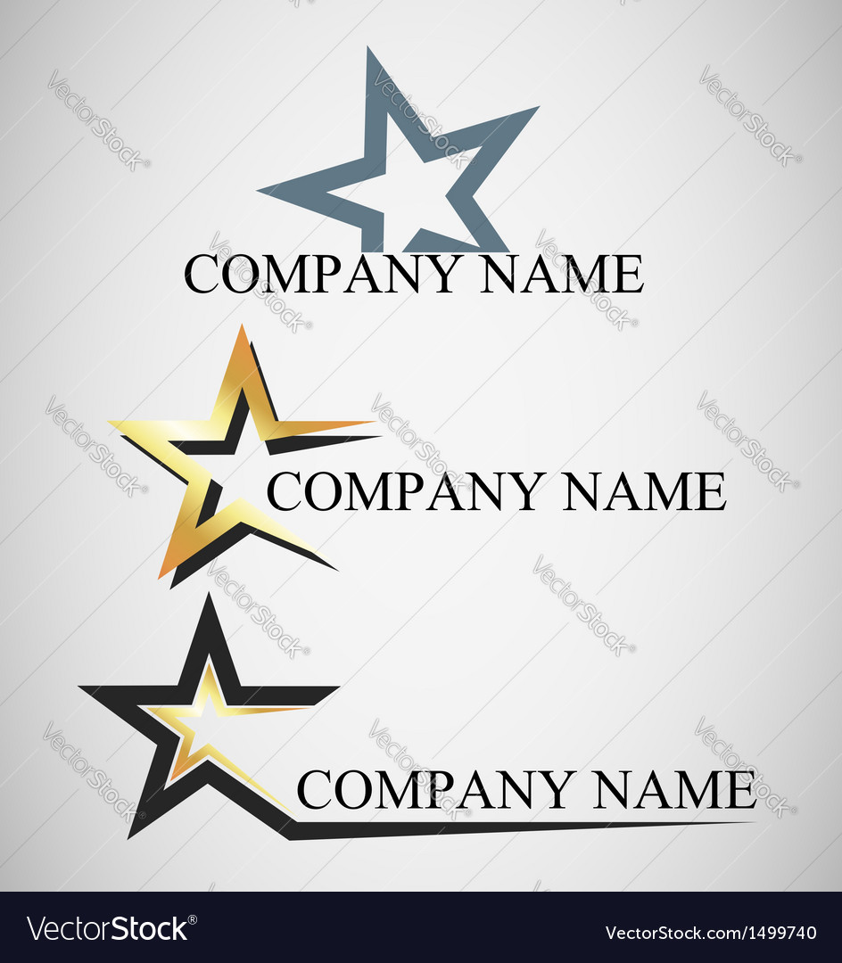 Emblem for the company vector | Price: 1 Credit (USD $1)