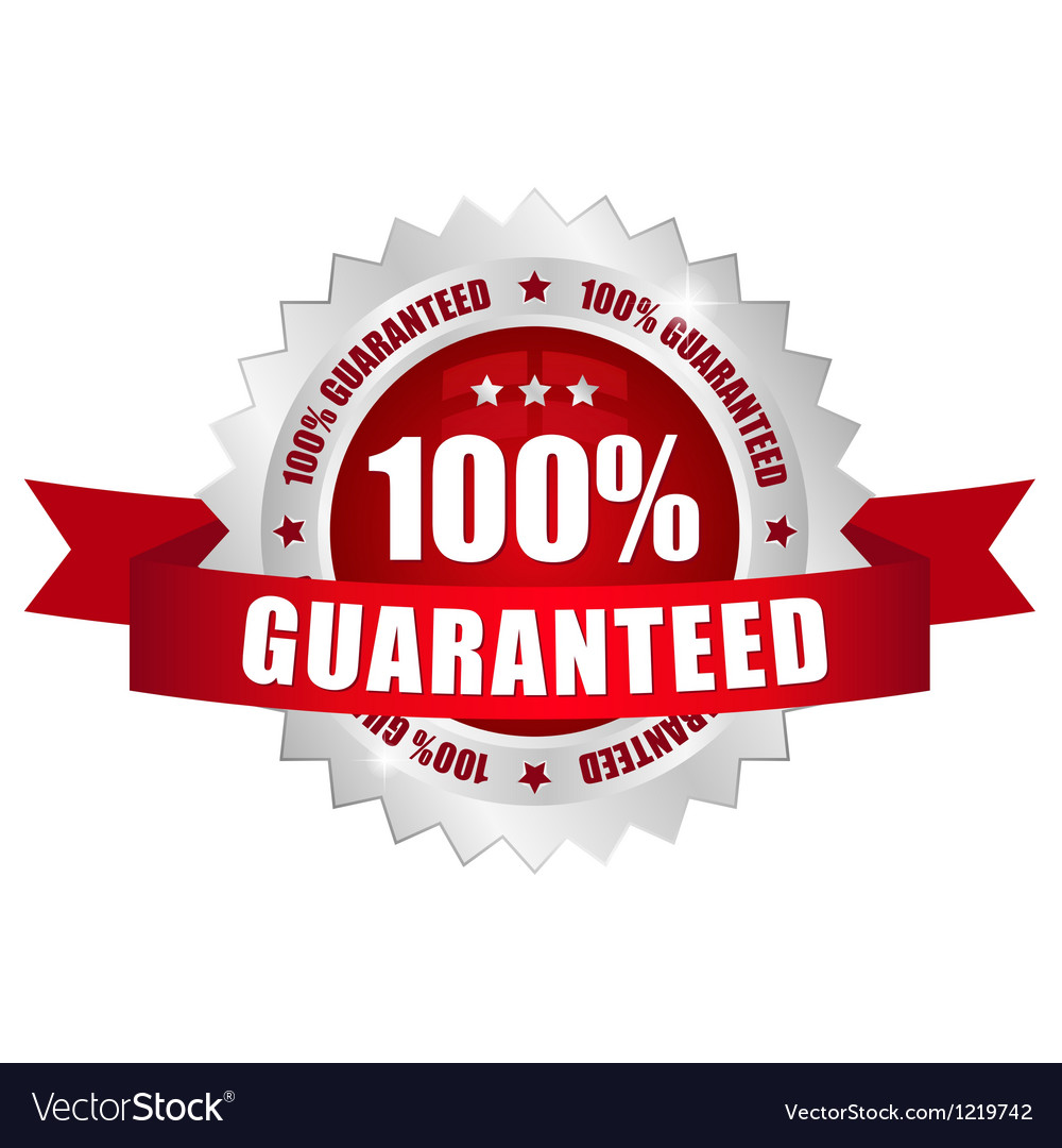 100 guaranteed button vector | Price: 1 Credit (USD $1)