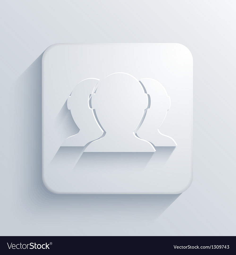 Light square icon eps10 vector | Price: 1 Credit (USD $1)