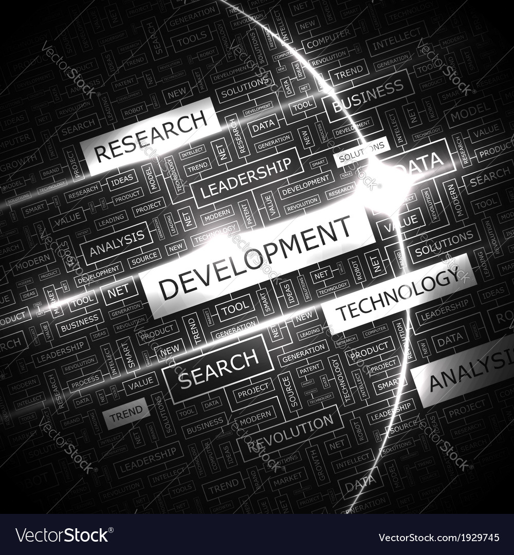 Development vector | Price: 1 Credit (USD $1)