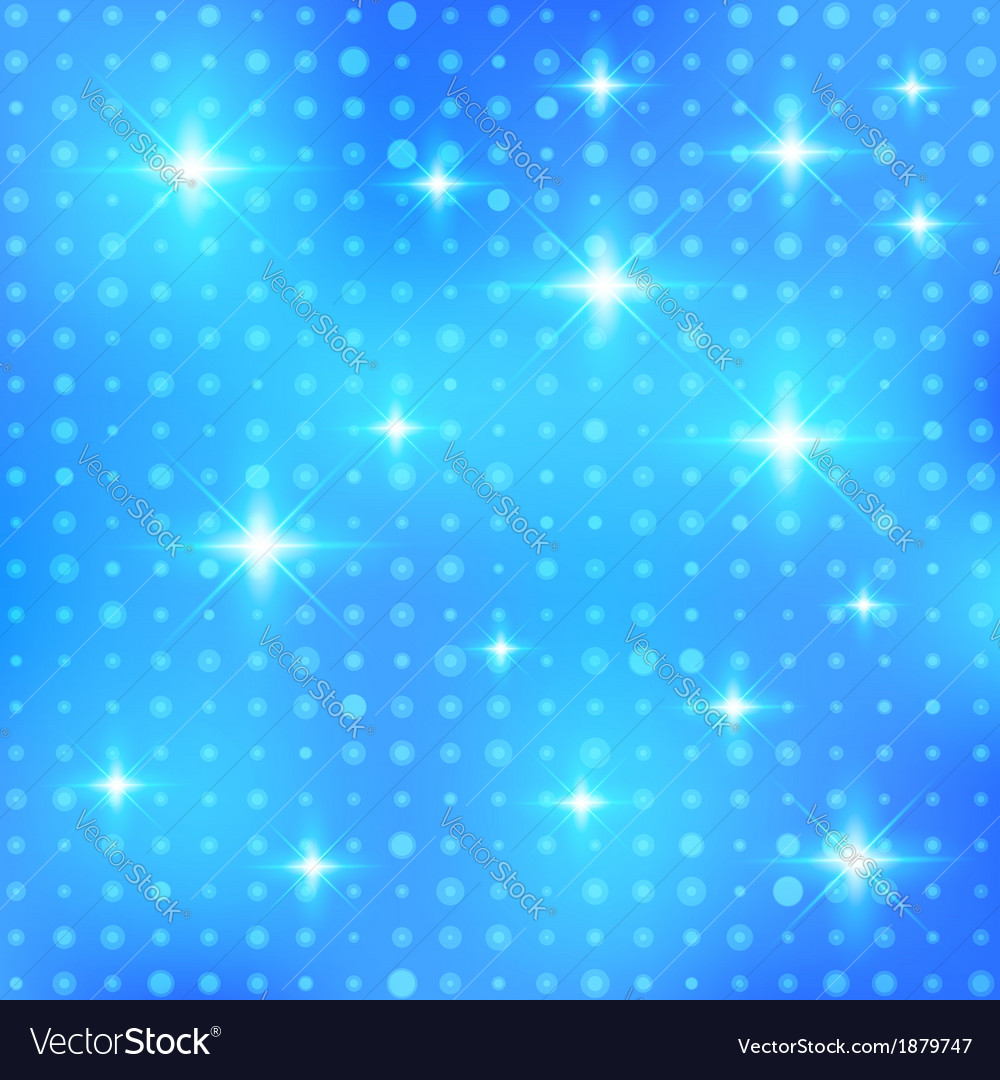 Background with light circles and glow vector | Price: 1 Credit (USD $1)