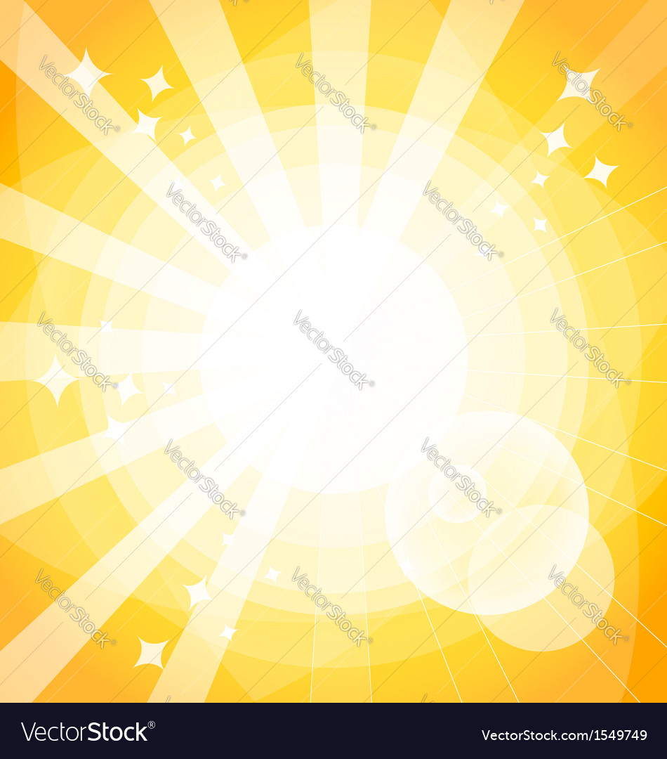 Bright background with rays vector | Price: 1 Credit (USD $1)