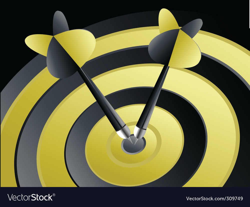 Success target vector | Price: 3 Credit (USD $3)
