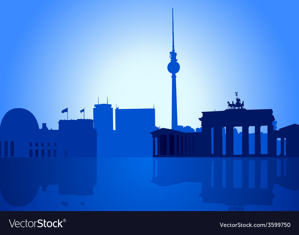 Berlin vector | Price: 1 Credit (USD $1)