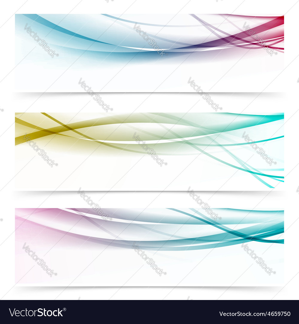 Contemporary transparent speed swoosh wave header vector | Price: 1 Credit (USD $1)
