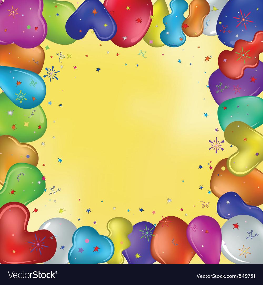 Balloons vector   Price: 1 Credit (USD $1)