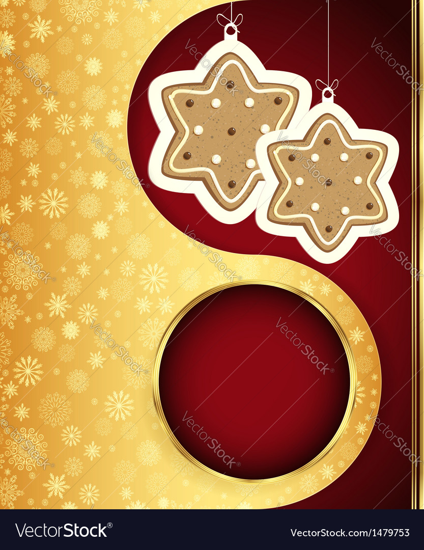 Christmas background eps 10 vector | Price: 1 Credit (USD $1)