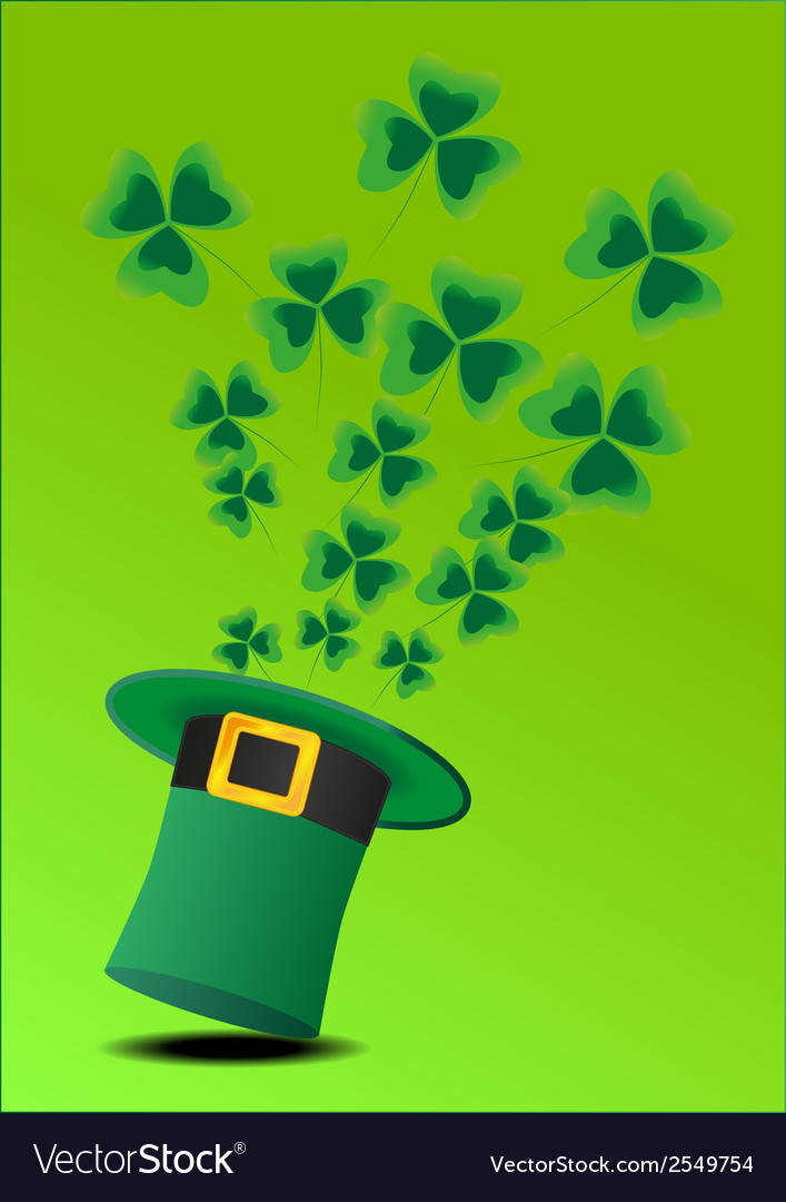 St patricks day vector | Price: 1 Credit (USD $1)