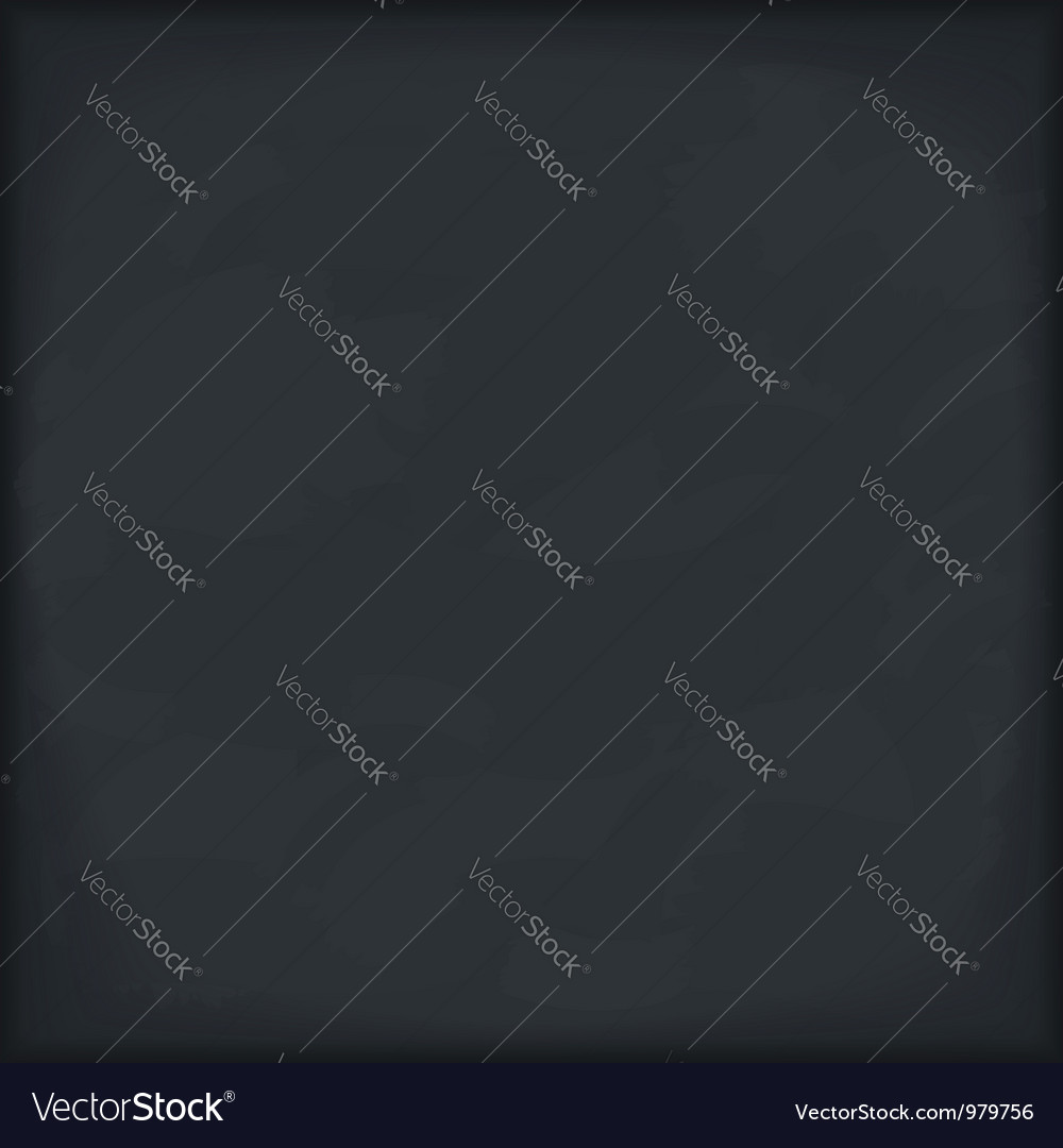 Blackboard background vector