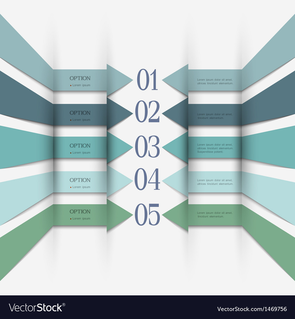 Infographics design variation 1 vector | Price: 1 Credit (USD $1)