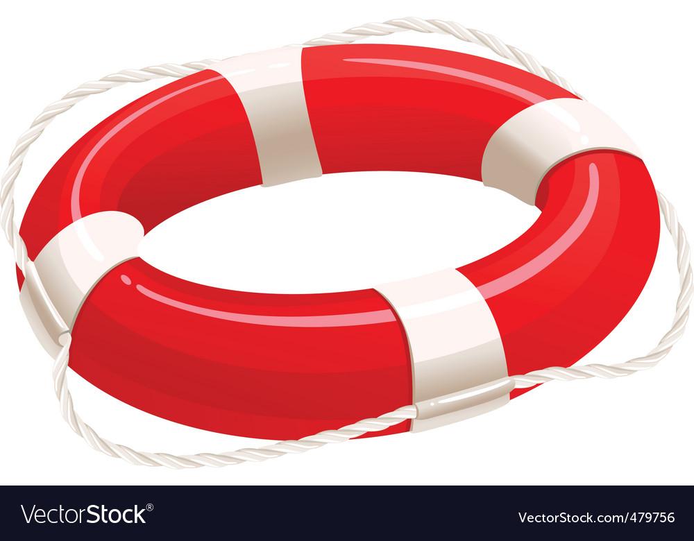 Life buoy vector | Price: 1 Credit (USD $1)