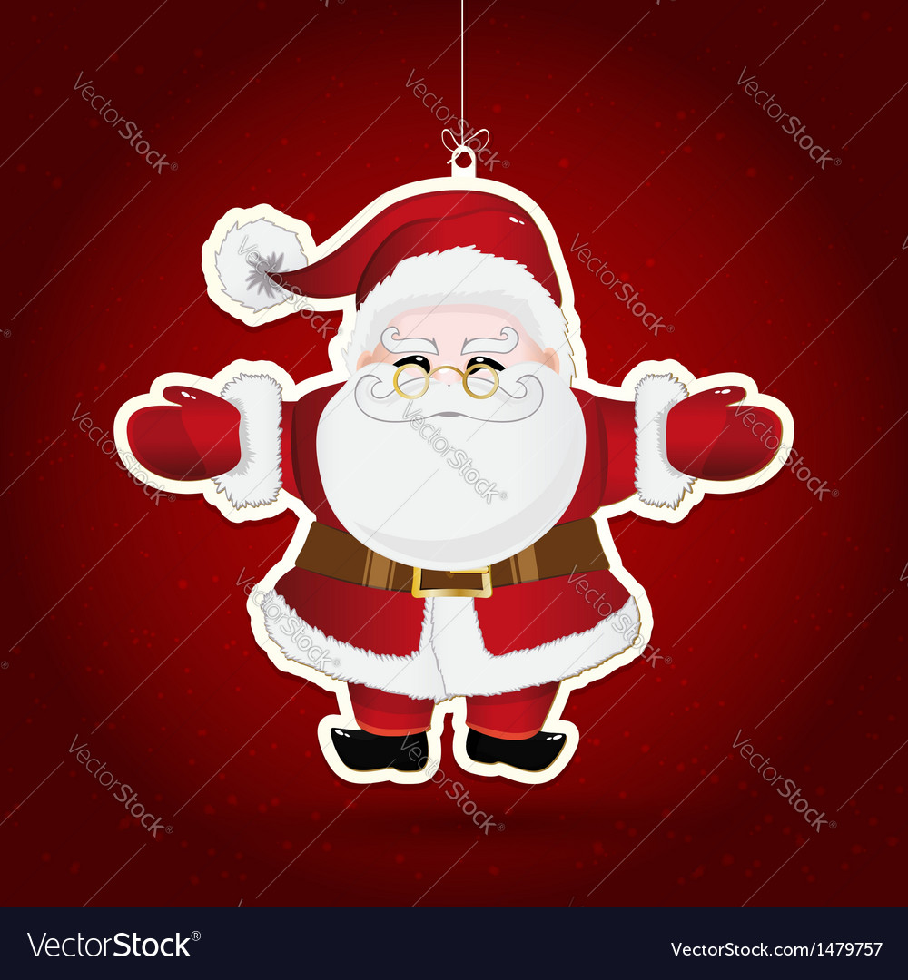 Background with christmas decoration vector   Price: 3 Credit (USD $3)