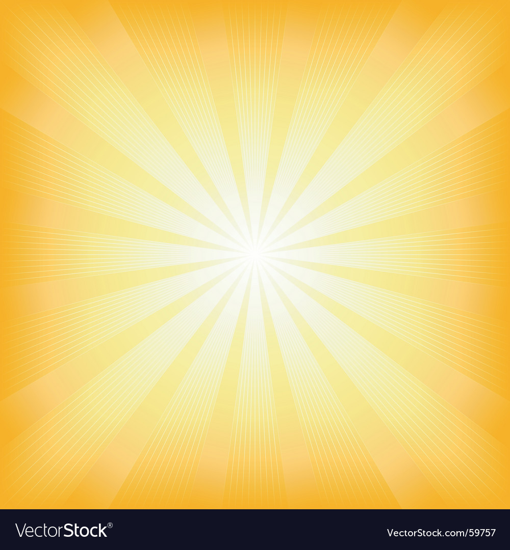 Square summer sun light burst vector | Price: 1 Credit (USD $1)