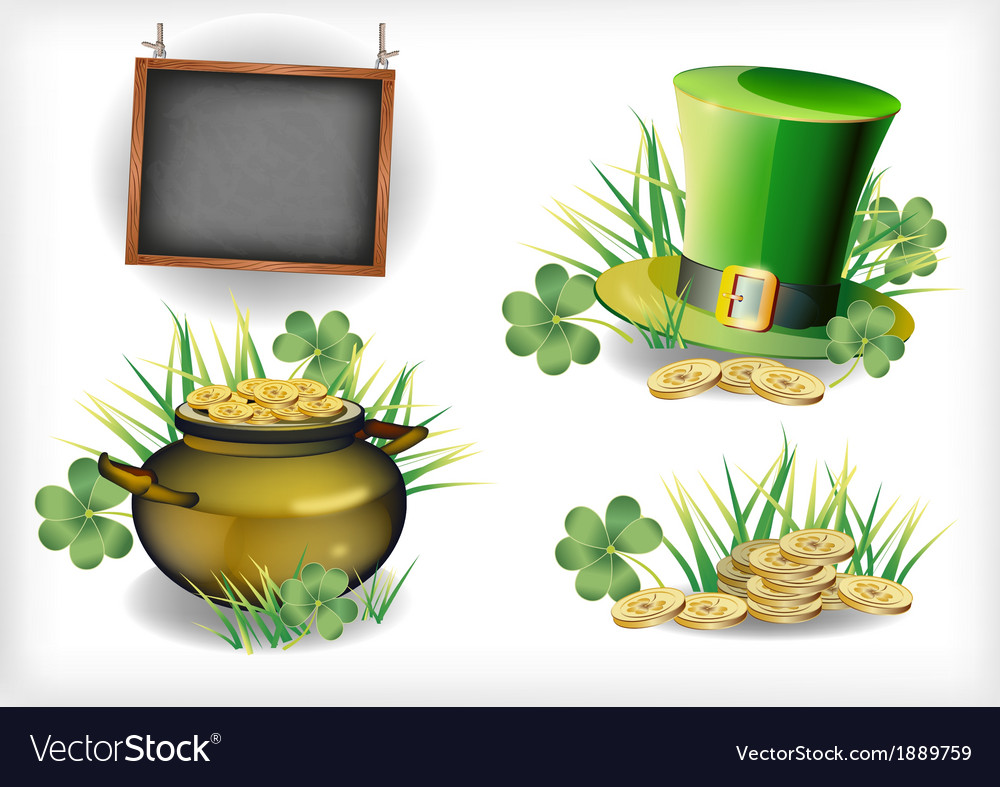 St patrick s day - vector | Price: 3 Credit (USD $3)