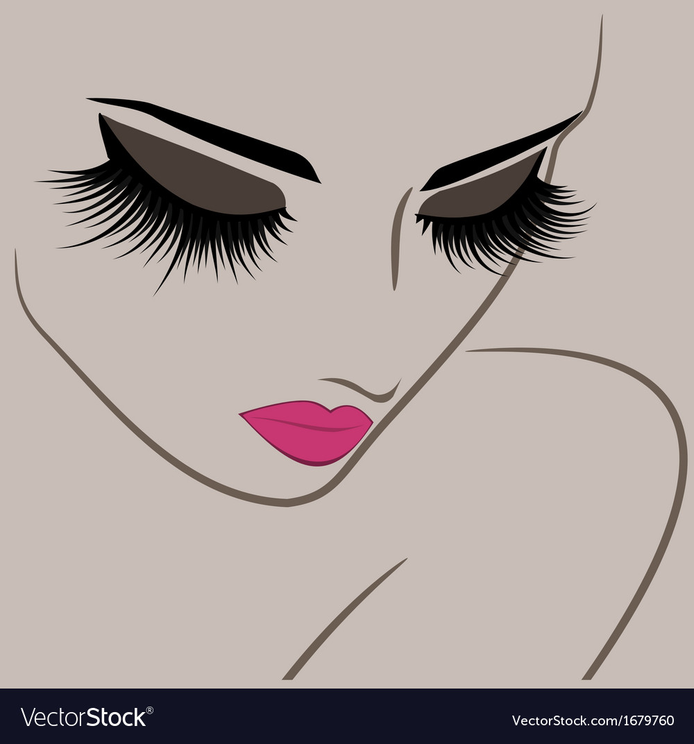 Beauty makeup icon vector | Price: 1 Credit (USD $1)