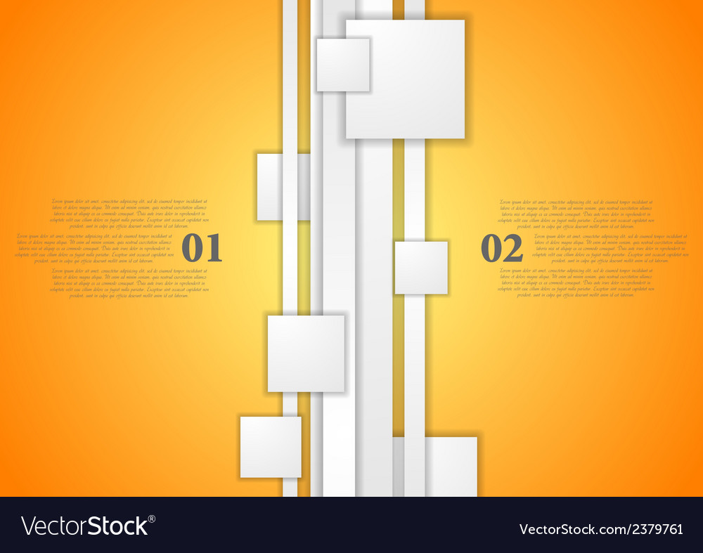 Abstract tech corporate background vector | Price: 1 Credit (USD $1)